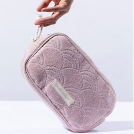 Palais de l' eau Travel Bag vintage pink