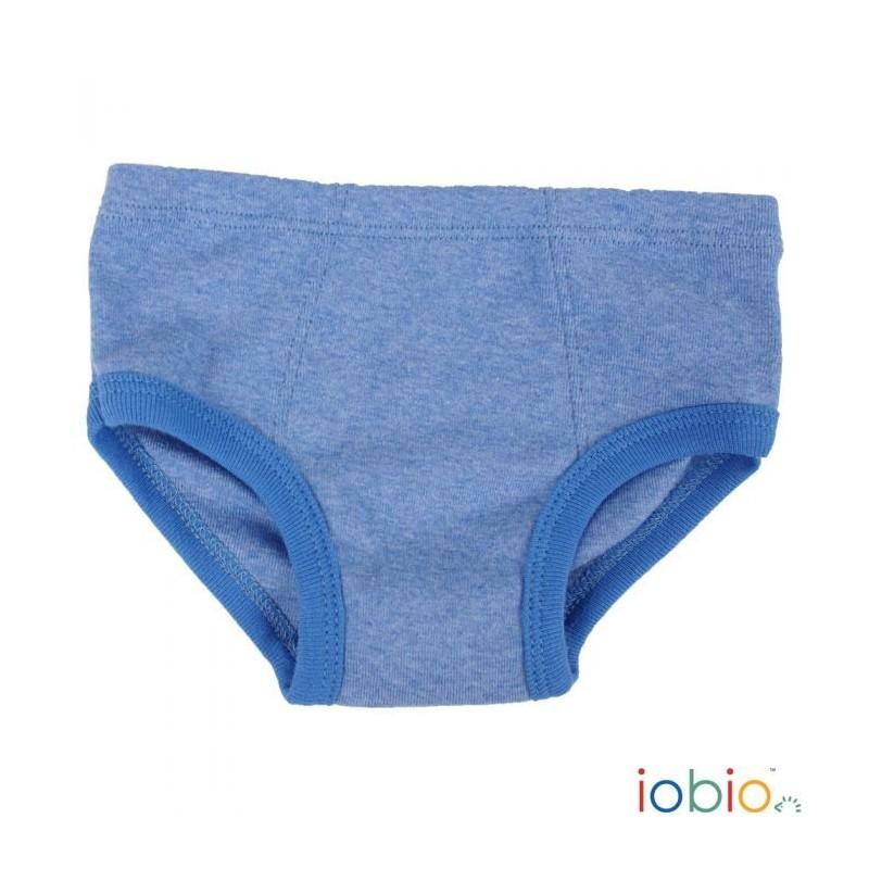 Iobio Panties boys blue melange