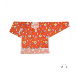 Iobio Long Sleeve Bib Waterproof 30cm birdy red