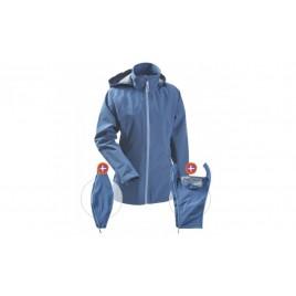 Mamalila Rain Babywearing Jacket Shelter vintage blue