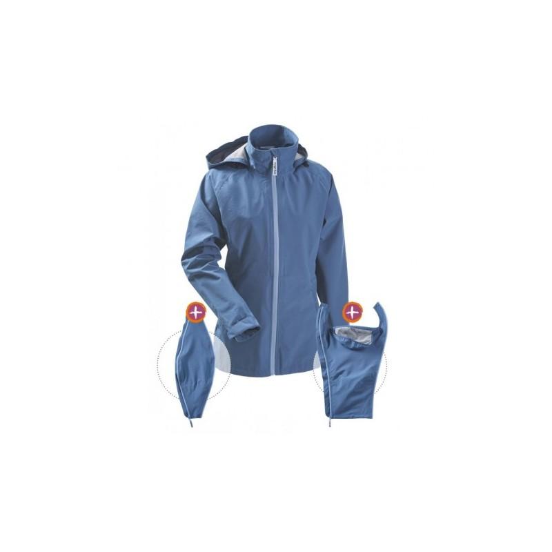 Mamalila Rain Jacket vintage blue