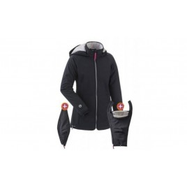 Mamalila Allweather Jacket for Babywearing Winter black