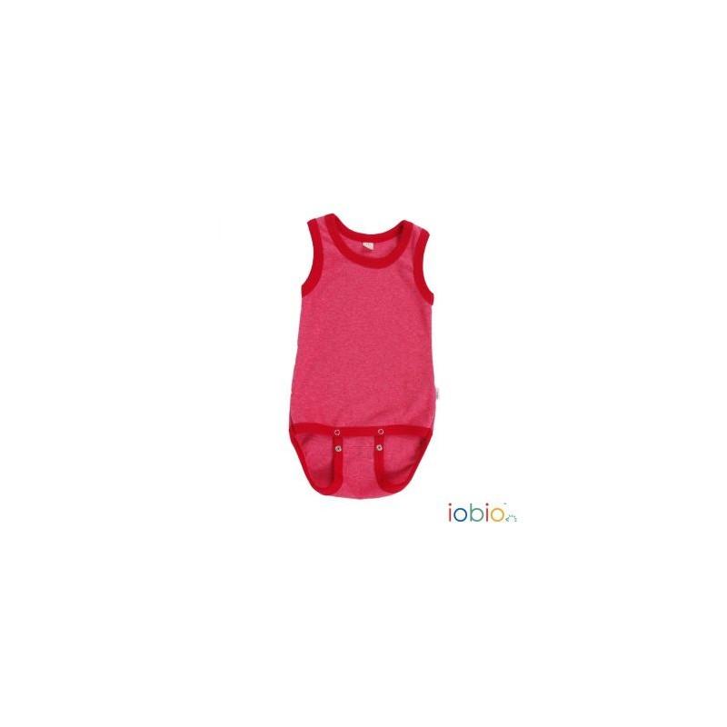 Iobio Body 0/0 red melange