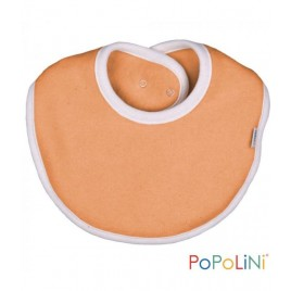 Iobio Teething Bib 13cm orange