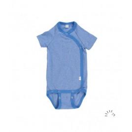 Iobio Kimono 1/2 blue melange