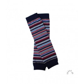 Iobio Baby Leg Warmers  stripes multicolor