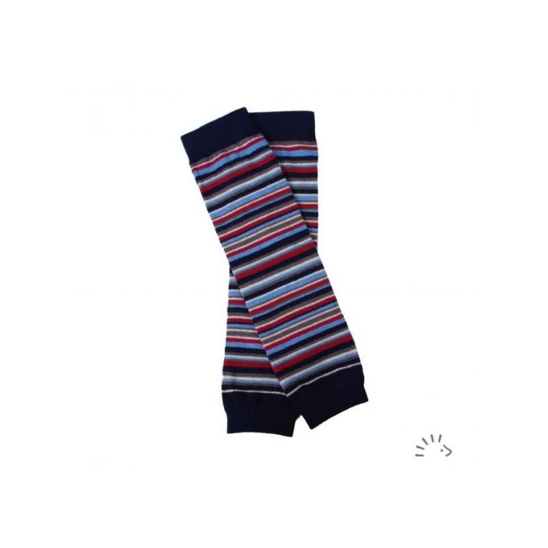Iobio Baby Leg Warmers  stripes multicolor