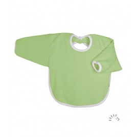 Iobio Long Sleeve Bib 30cm apple