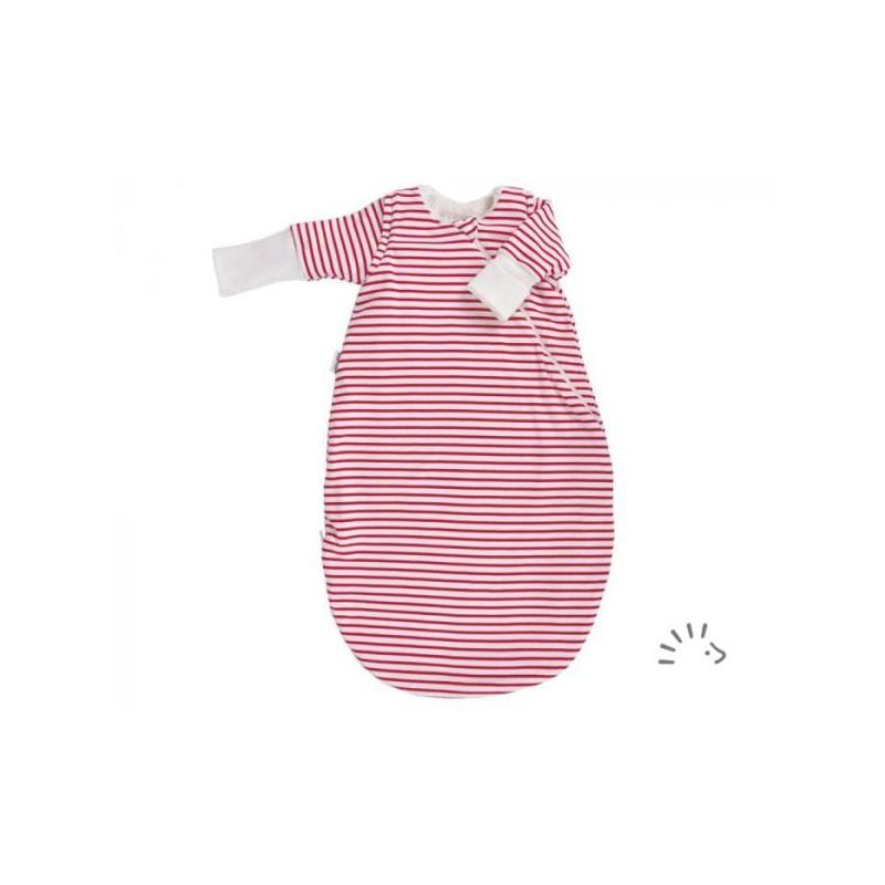 Popolini Sleeping Bag Vario Interlock/Teddyplush